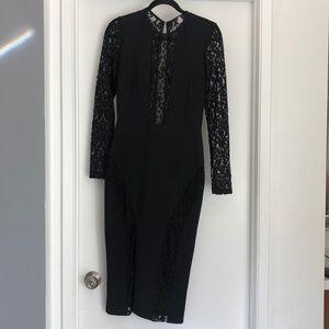 Dresses & Skirts - Sexy Lace Black dress
